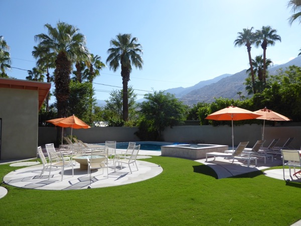 Palm Springs short stay rental property