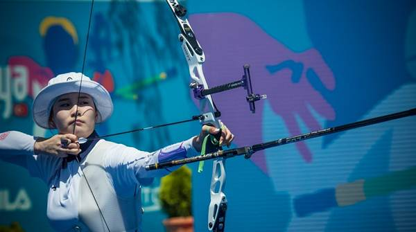 Panahan Olimpiade 2016 Individual Putri