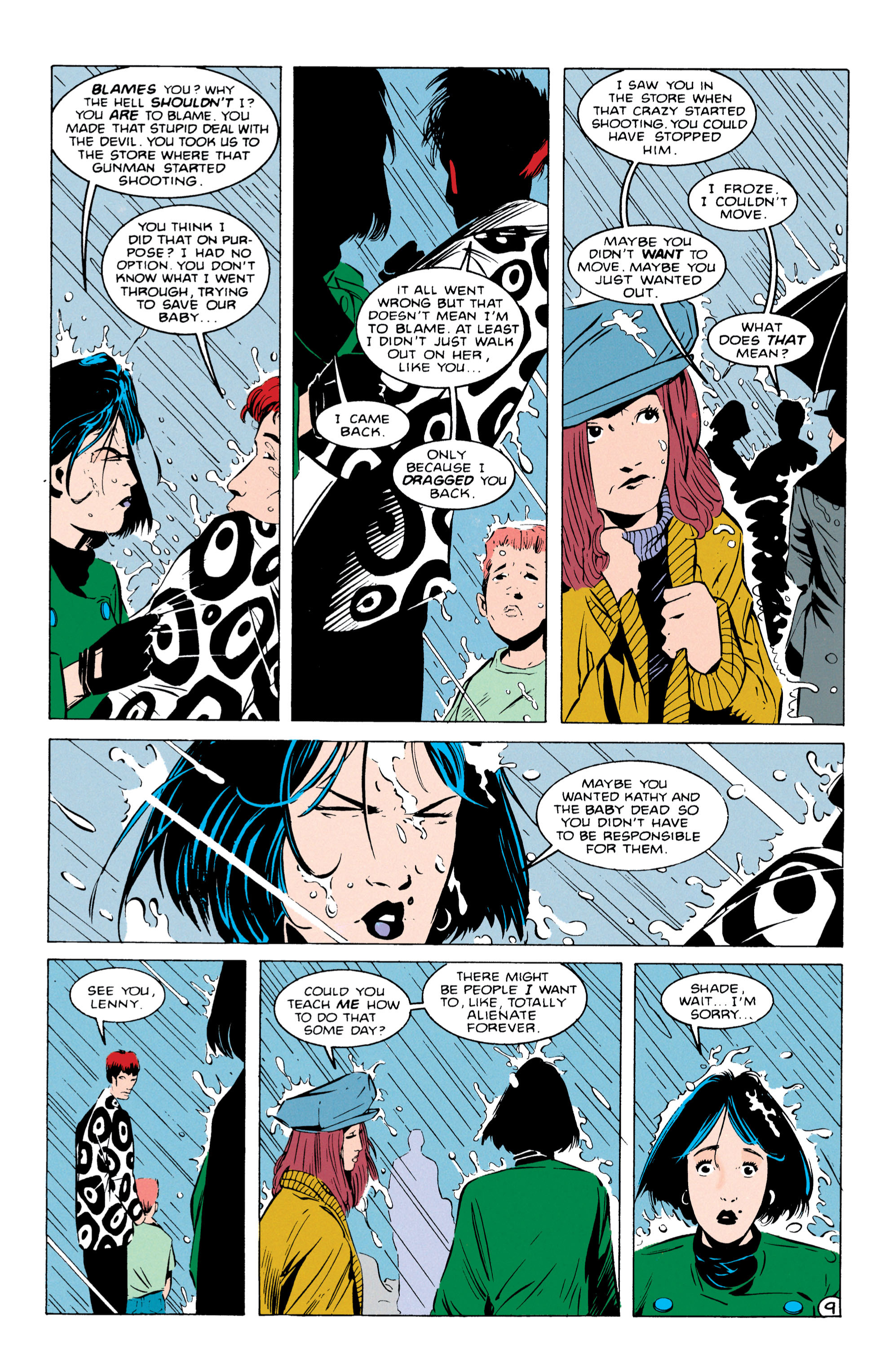 Read online Shade, the Changing Man comic -  Issue #55 - 10