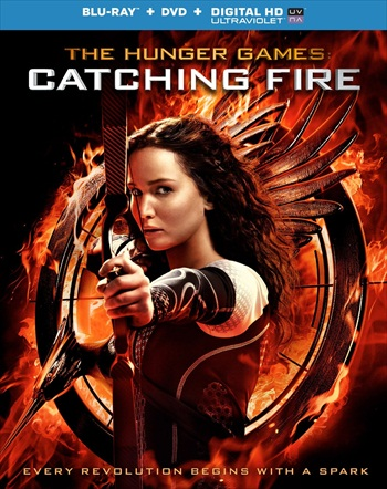The Hunger Games Catching Fire 2013 Dual Audio Hindi Bluray Movie Download