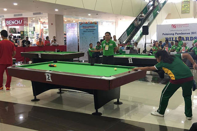 DepEd Plans To Bring Billiards Inside The School Premises To Prevent Students From Skipping Classes!
