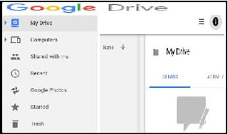 File, Recovery, Google Drive, Device, G-mail