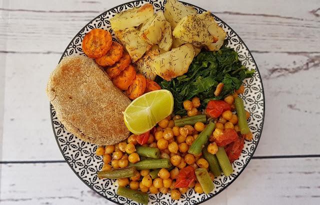 5 consejos para mantener una dieta vegana de 10