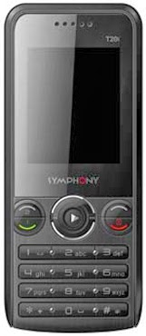 Download Symphony T20i Flash file Here