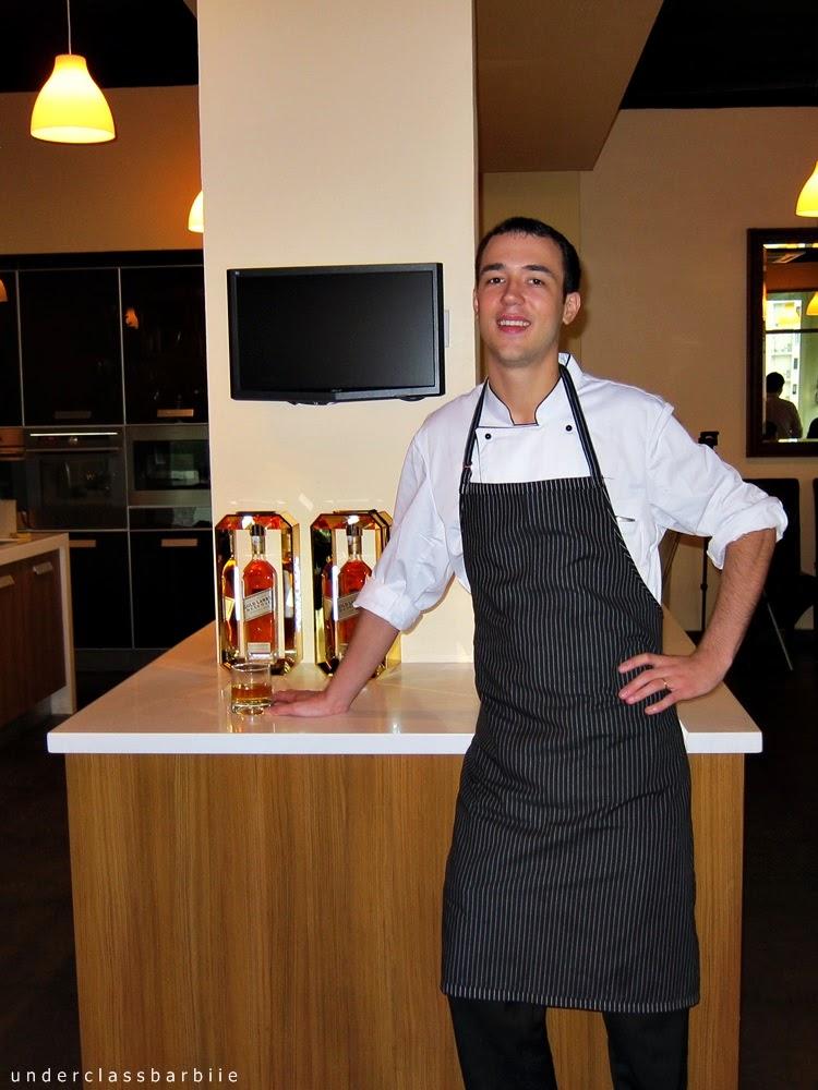 Chef Nigel Richter