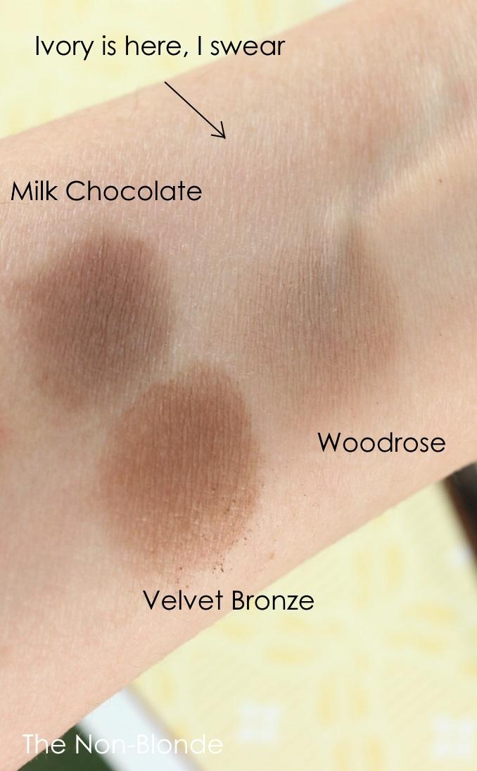 Bobbi Brown Chocolate Eye Palette 2016 Edition The Non Blonde