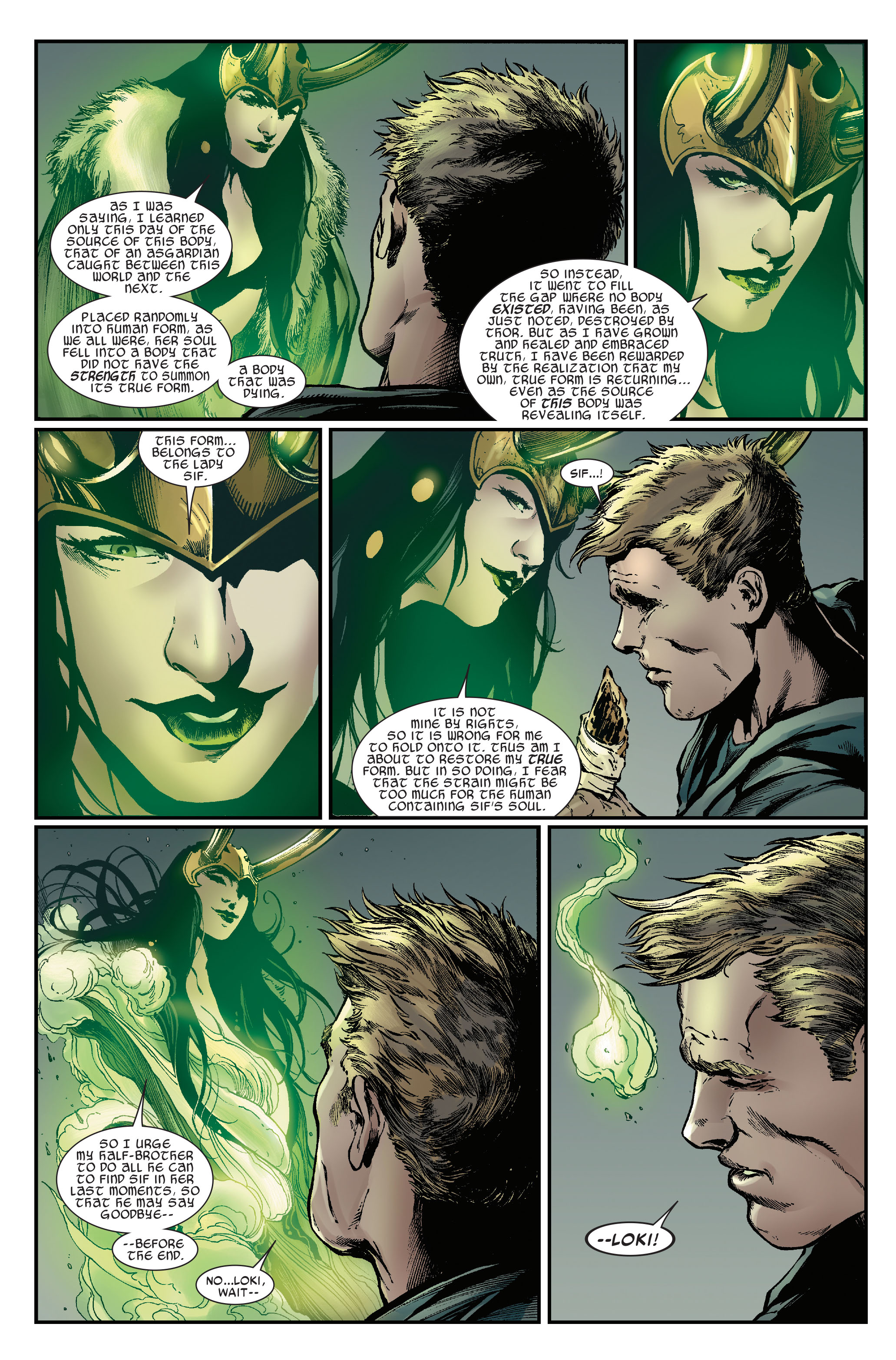 Thor (2007) Issue #601 #14 - English 21
