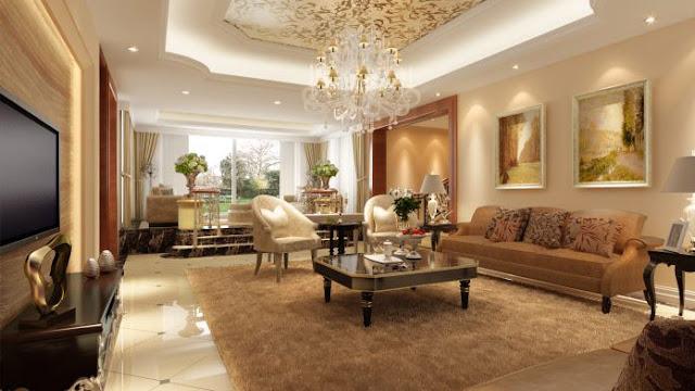 Thiết kế nội thất khách sạn cổ điển đẹp