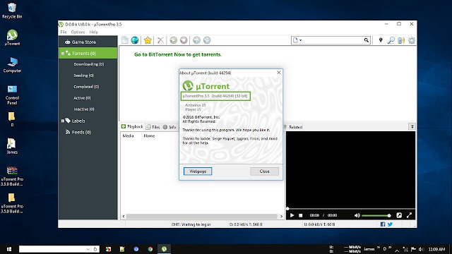 UTORRENT PRO  Version Complete  2018