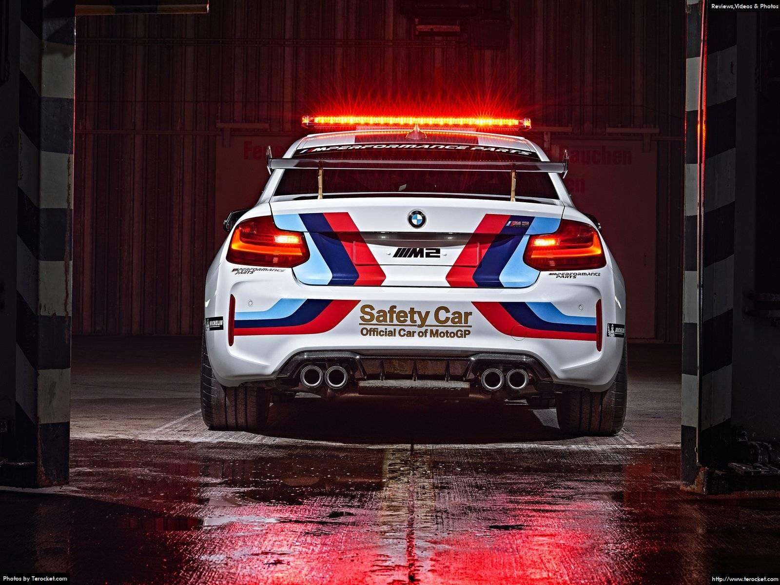 Hình ảnh xe ô tô BMW M2 MotoGP Safety Car 2016 & nội ngoại thất
