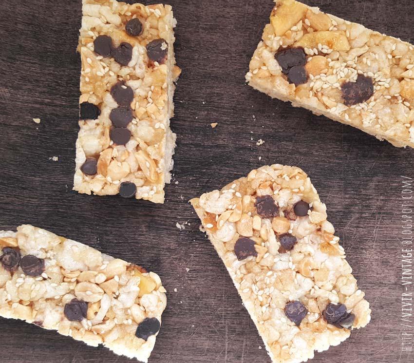 barrita cereal sin gluten