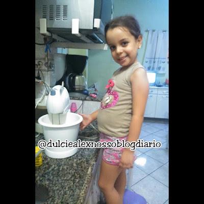 Receita de bolo de Farinha de Linhaça com Banana e Aveia Nosso Blog Diário http://dulcineiadesa.blogspot.com.br