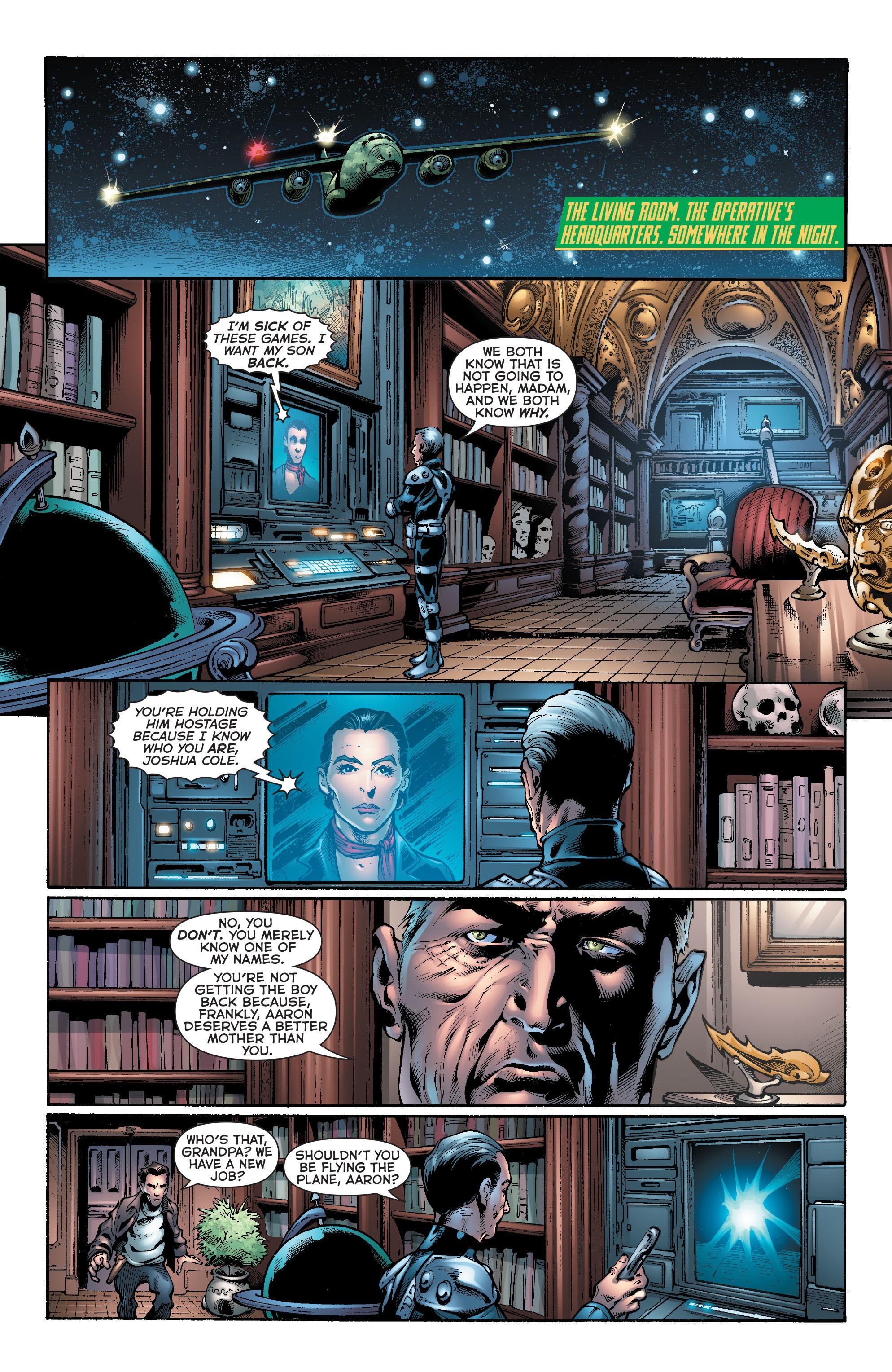 Read online Aquaman (2011) comic -  Issue #20 - 4