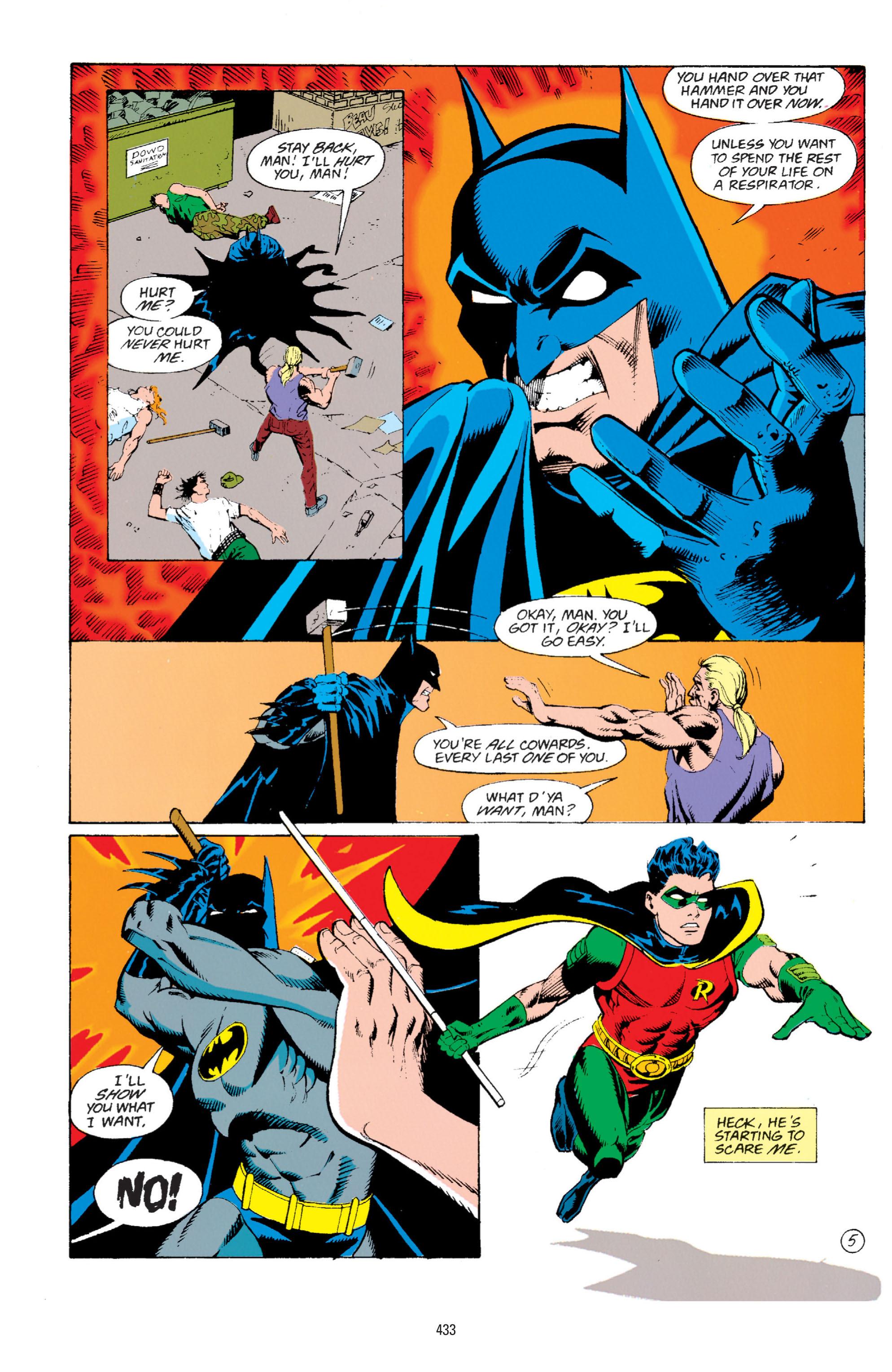 Detective Comics (1937) 665 Page 4