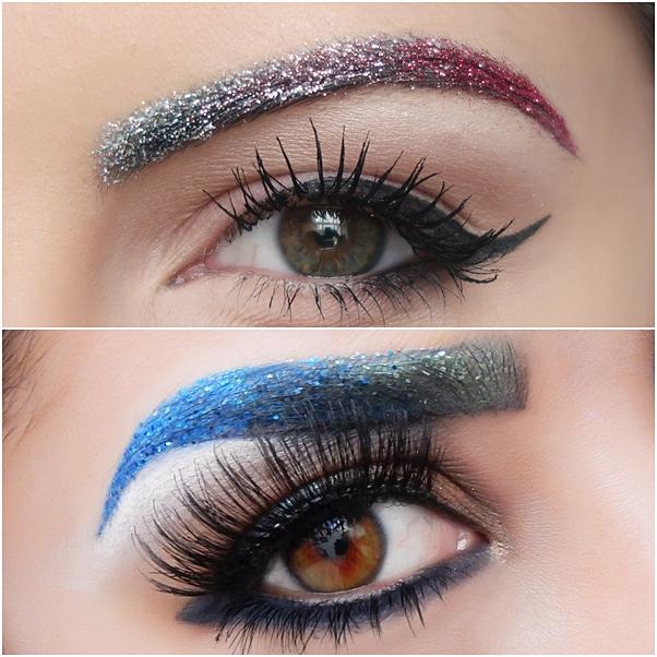 Muitas ideias e dicas de como usar Glitter nesse carnaval!