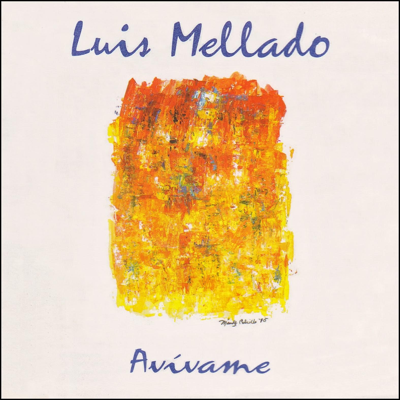 Luis Mellado-Avívame-