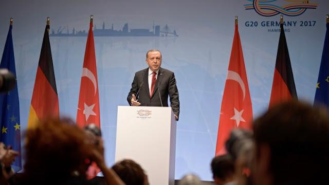 Βρυχάται ο Ερντογάν: Απειλεί τις εταιρείες ενέργειας που συνεργάζονται με την Κύπρο