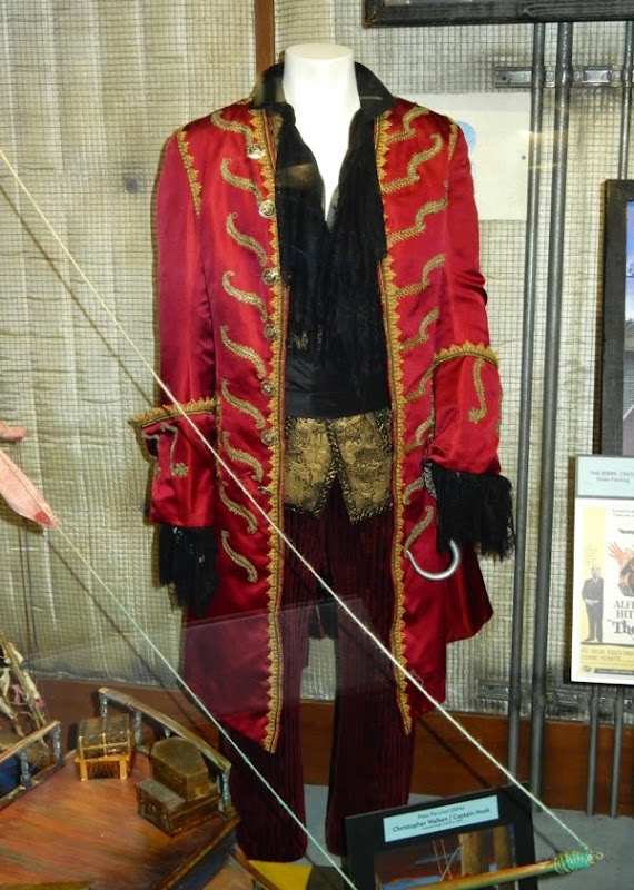 Peter Pan Live Christopher Walken Captain Hook costume