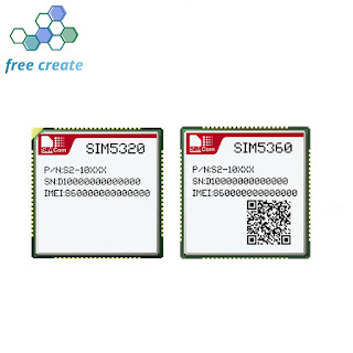 The differences for SIM800 series(sim800/800A/800C/800L/800F/800H