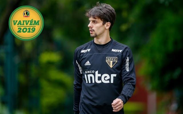 Rodrigo Caio passa por exames e acerta com o Flamengo