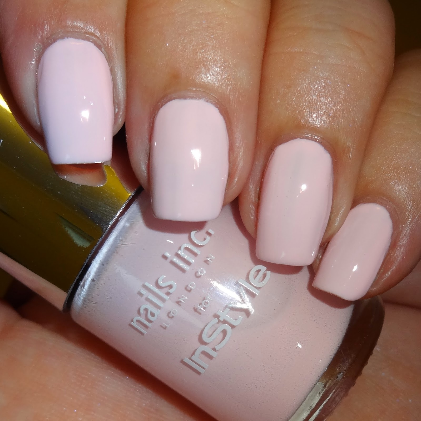 Wendy\'s Delights: Nails Inc InStyle Totes Pink