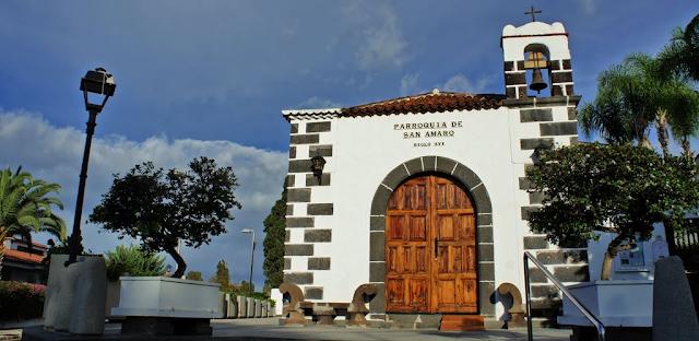 Ermita de San Amaro, Puerto de la Cruz