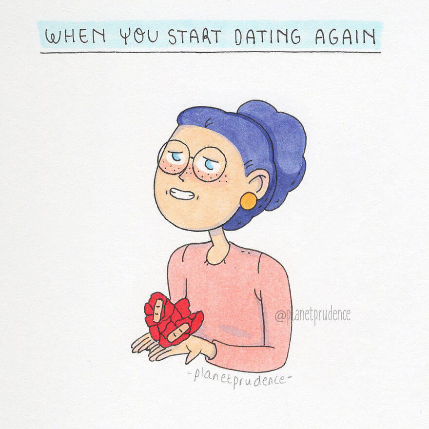 Hilarious Pictures Depict Everyday Struggles Every Woman Will Relate To