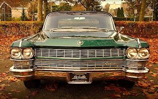 1964 Cadillac Eldorado Convertible Front