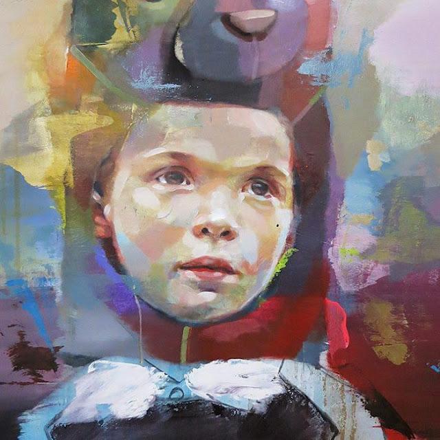Современное искусство из Франции. Pascal Vilcollet 5