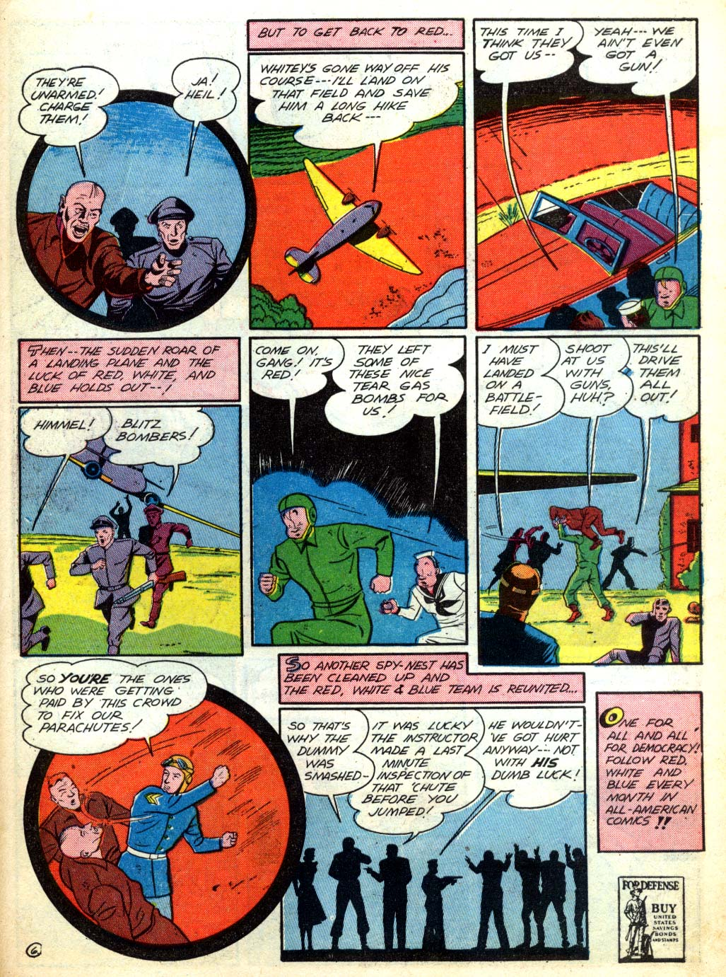 Read online All-American Comics (1939) comic -  Issue #39 - 58