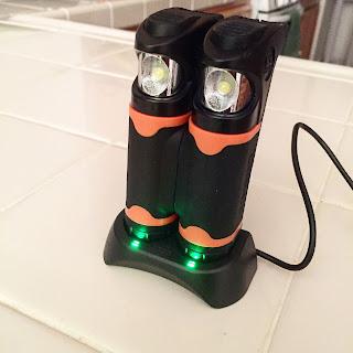 Knuckle Lights charger