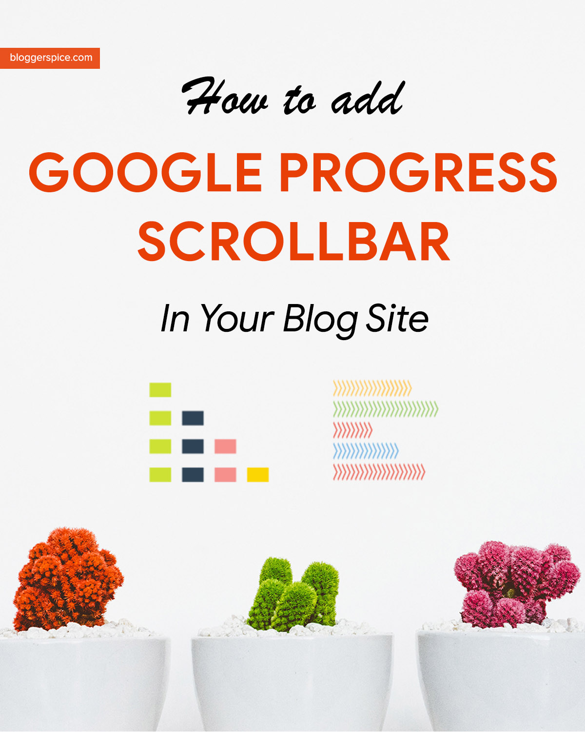 How to Install Progress Scrollbar on Blogger?
