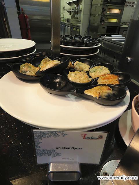 Chicken Gyoza Buffet Ramadhan 2018 Bangi