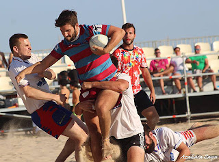 Rugby Playa Aranjuez
