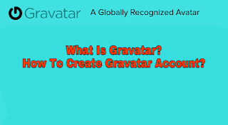 Gravatar account create and gravatar meaning in hindi