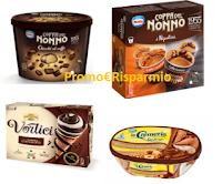 Logo Nestlè : 20 coupons Maxibon, La Cremeria,  Vortici, Coppa del Nonno