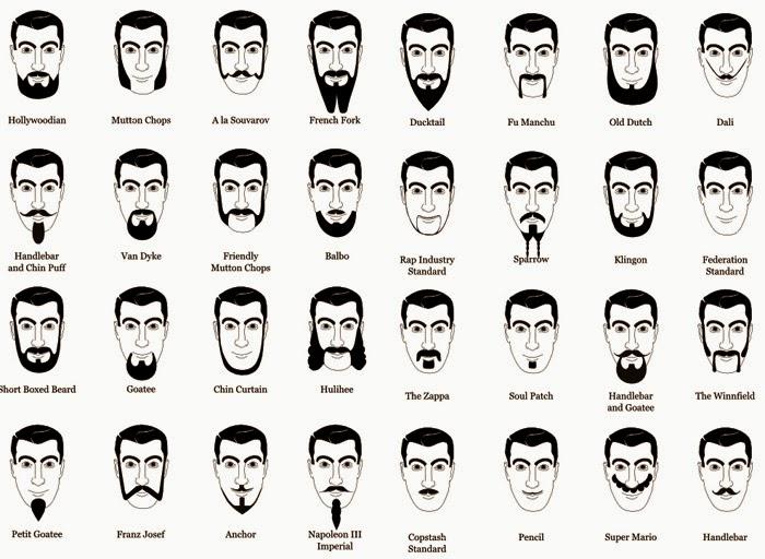 JC Hill School: Movember