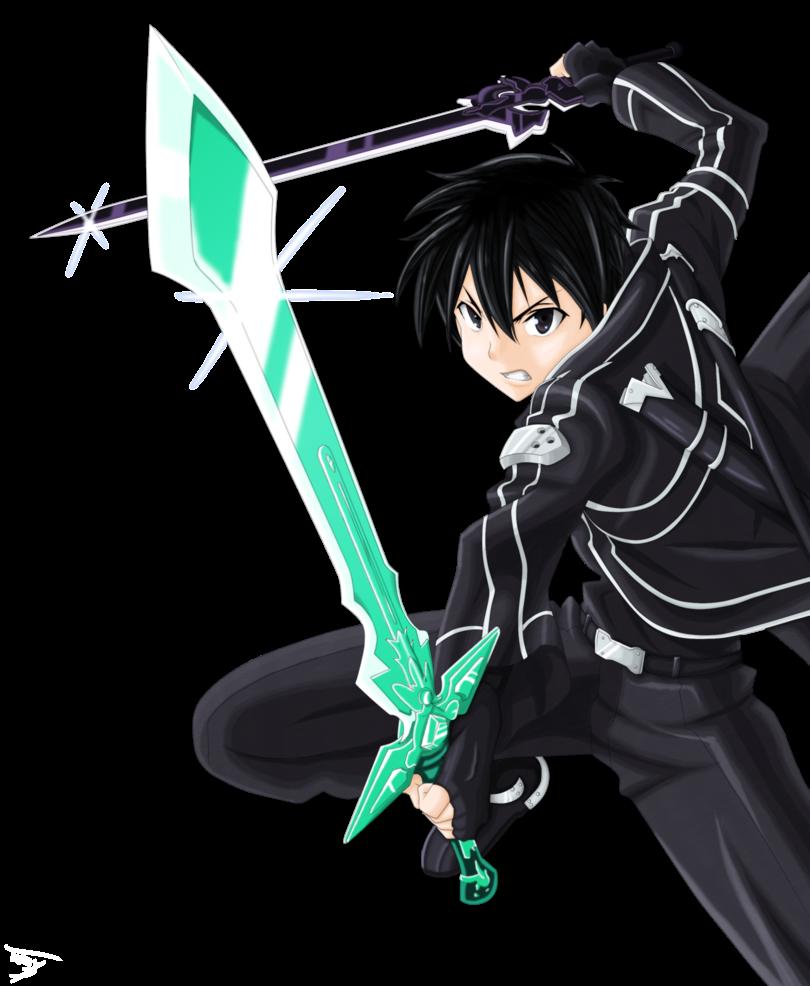Kirito - Sword Art Online Danbo - Paper Craft World