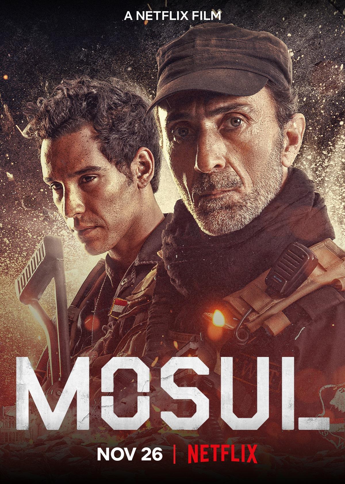 Thành Phố Mosul