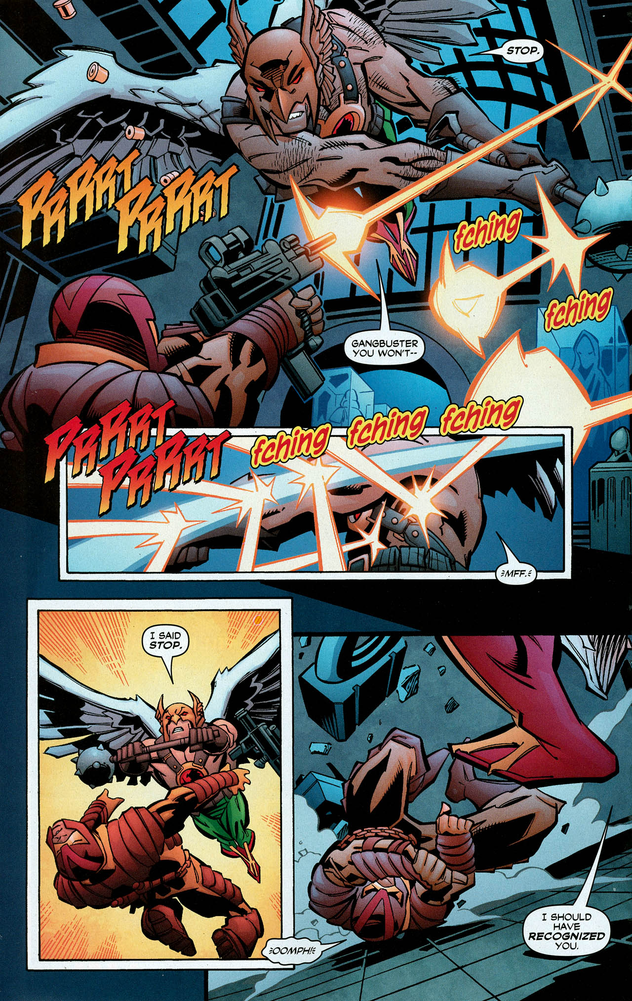 Read online Trinity (2008) comic -  Issue #6 - 26