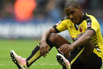 FROM GOD WE CAME, TO HIM WE RETURN! ODION IGHALO LOSSES FATHER... READ THE DETAILS