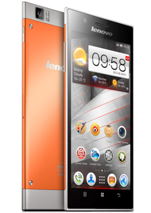 Handphone Lenovo K900