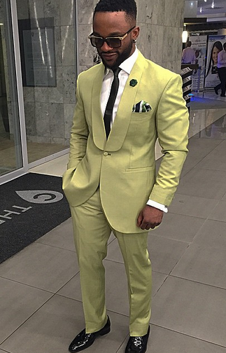 7 Photos: Nigerian stars at Channel O Awards