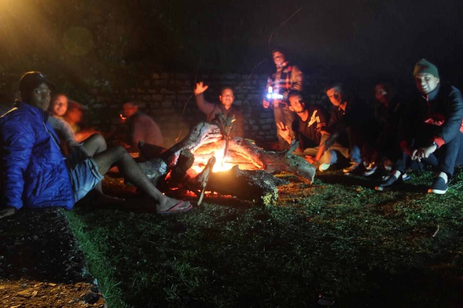 Winch Camp, Joginder Nagar, Himachal Pradesh