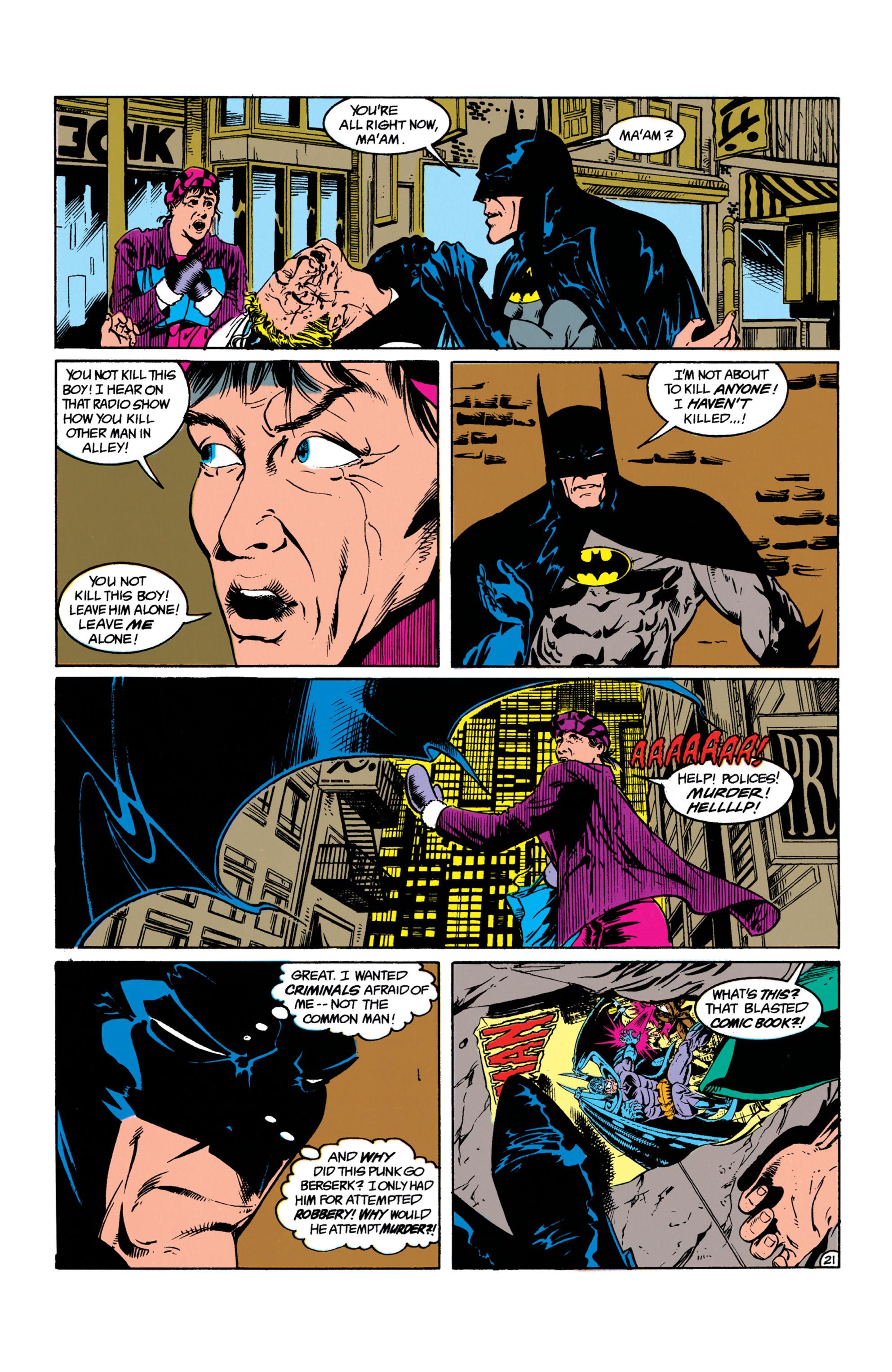 Detective Comics (1937) 622 Page 21