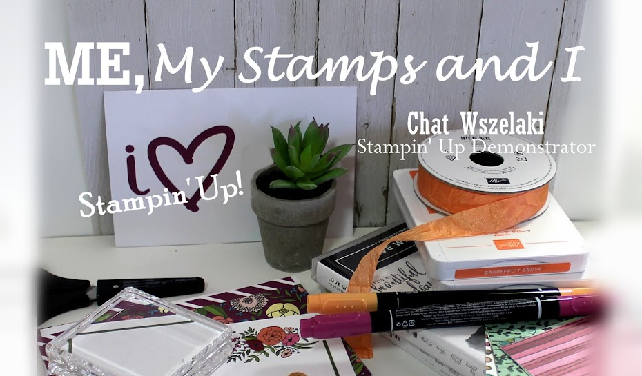 Me, My Stamps and I
