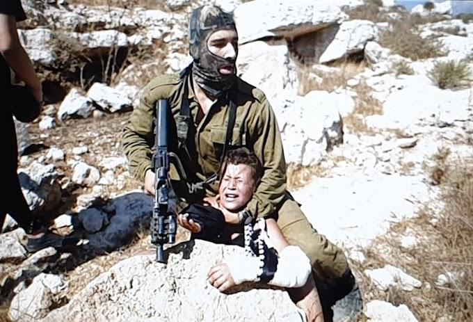 Çocuk Katili İsrail Gazze'yi Vuruyor.