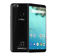 Infinix Note 5 Stylus X605 Firmware - Scatter File - 1.5GB - Download