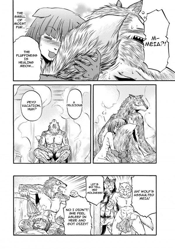 Gate - Jietai Kare no Chi nite, Kaku Tatakeri - Chapter 65