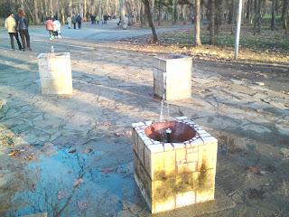Yambol, Drinking Fountains, Yambol City Park